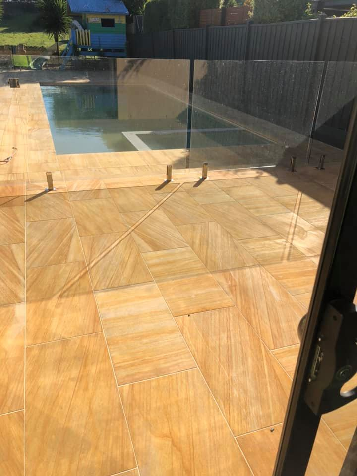 After-Paving Cleaning